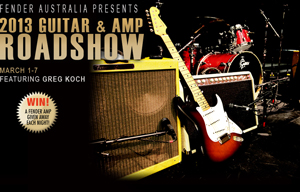 Fender Guitar and Amp Roadshow