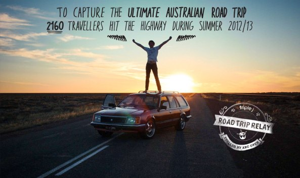 Triple J Road Trip Relay
