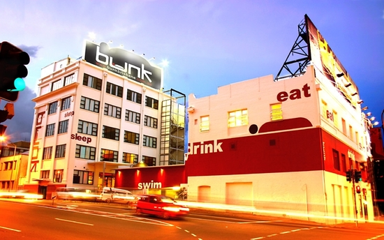 Bunk Hostel, Fortitude Valley, Brisbane